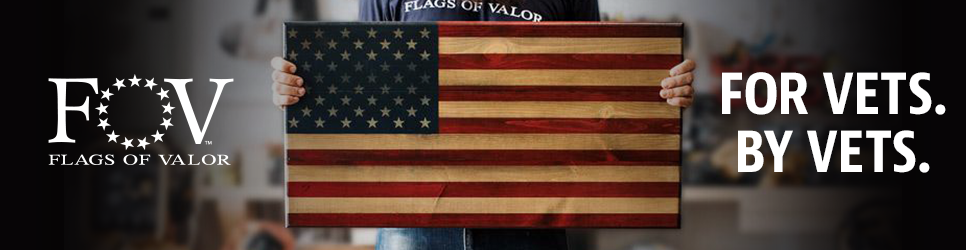 Flags of Valor: For Vets. By Vets.